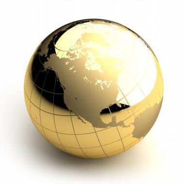 white-gold-globe