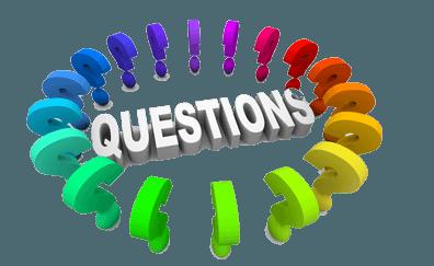 Question circle